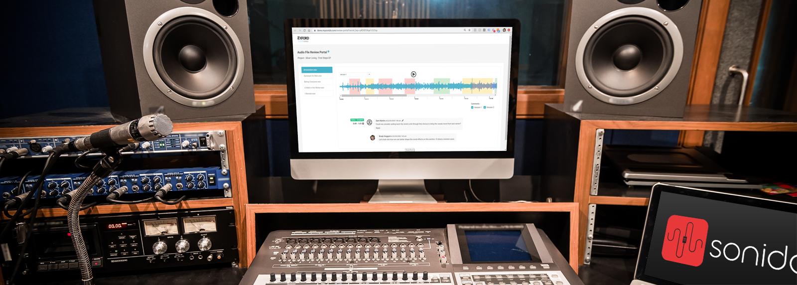 Recording Studio Management Software
